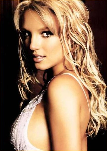 britney spears shower